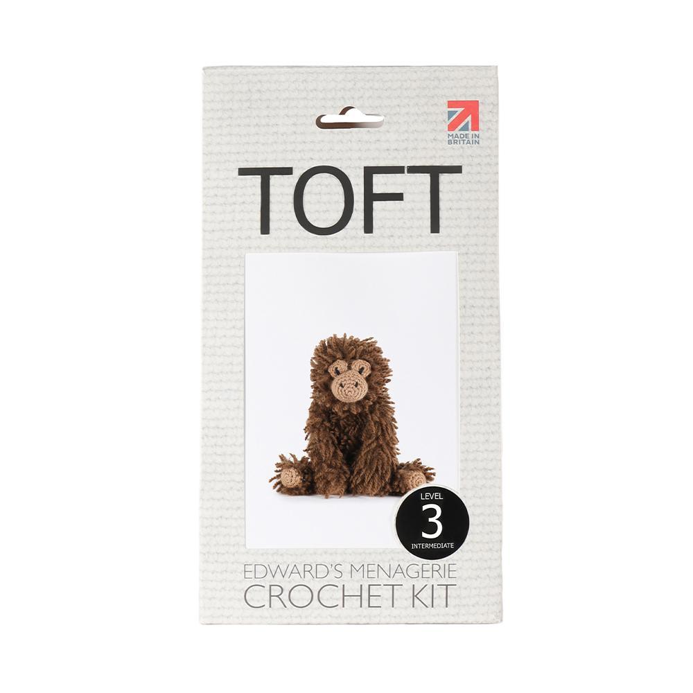TOFT Blake the Orangutan Kit product image