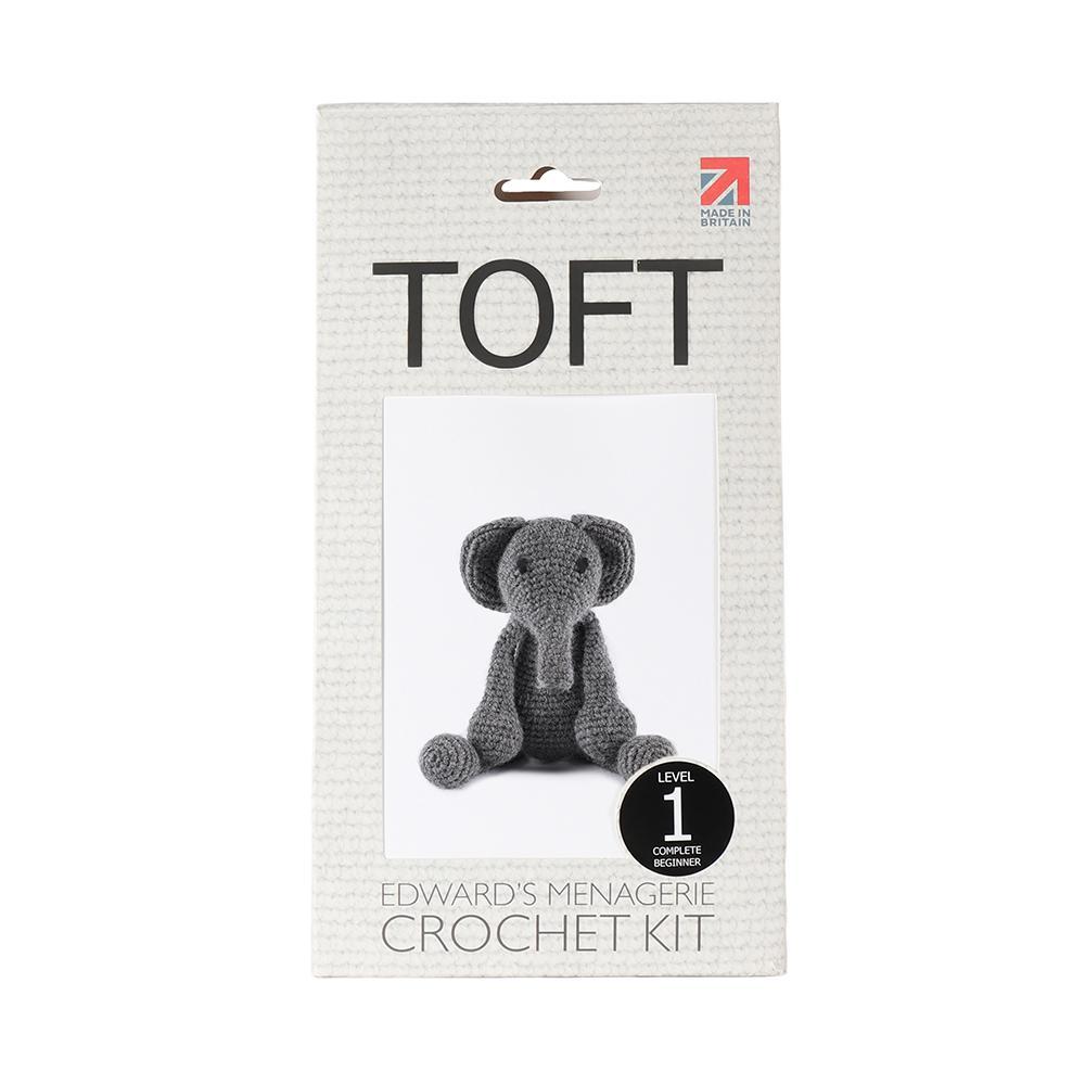 TOFT Bridget the Elephant Kit product image