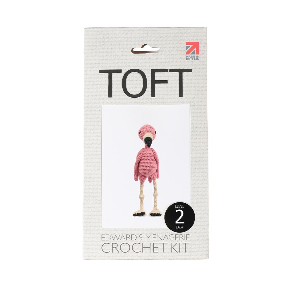 TOFT Cindy the Flamingo Kit product image