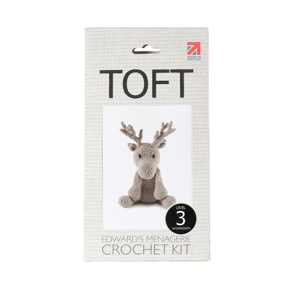 TOFT Donna the Reindeer Kit product image