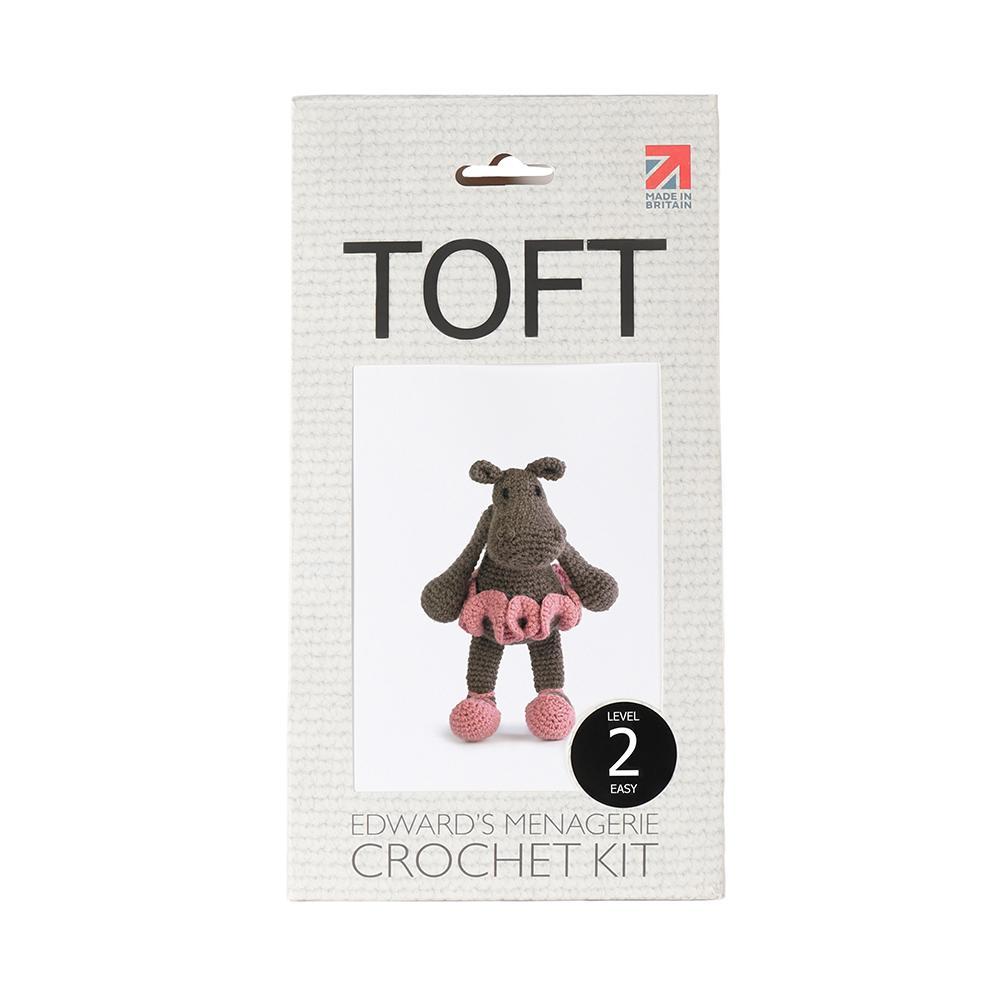 TOFT Hippo in Tutu Kit product image