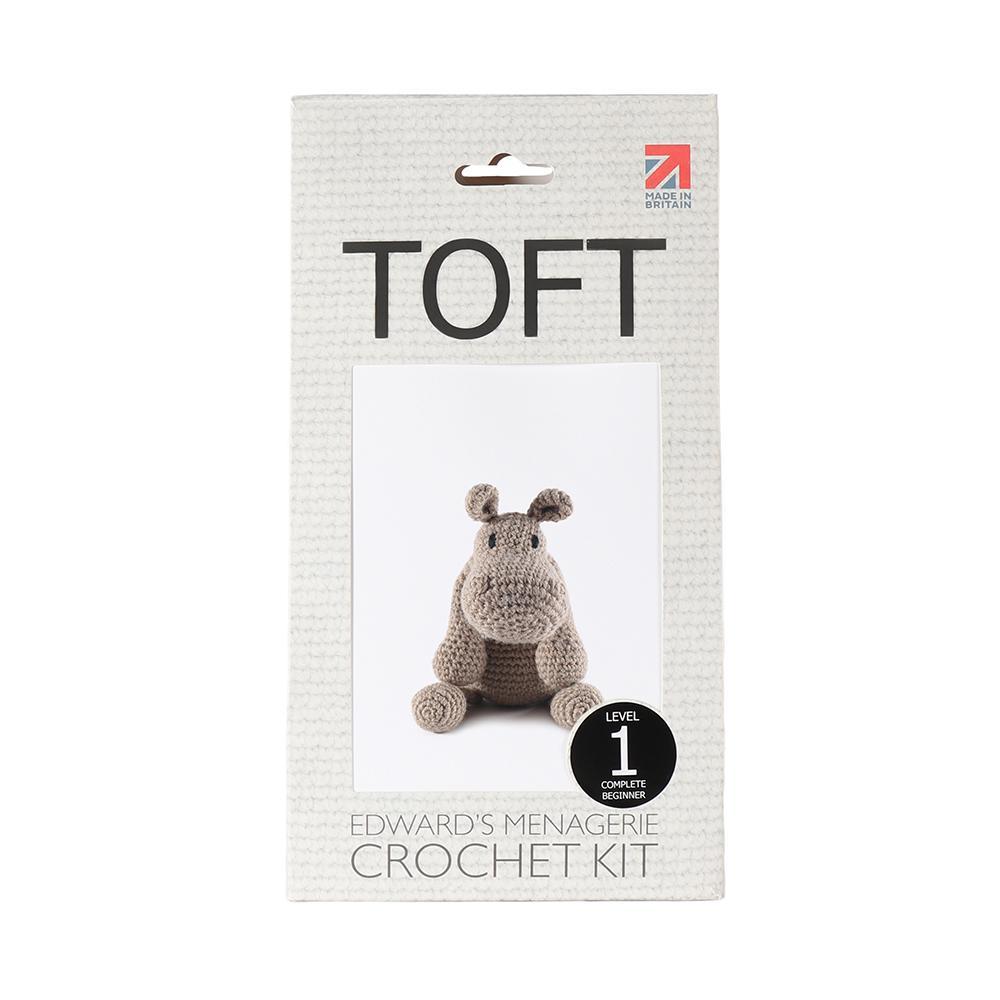TOFT Georgina the Hippo Kit product image