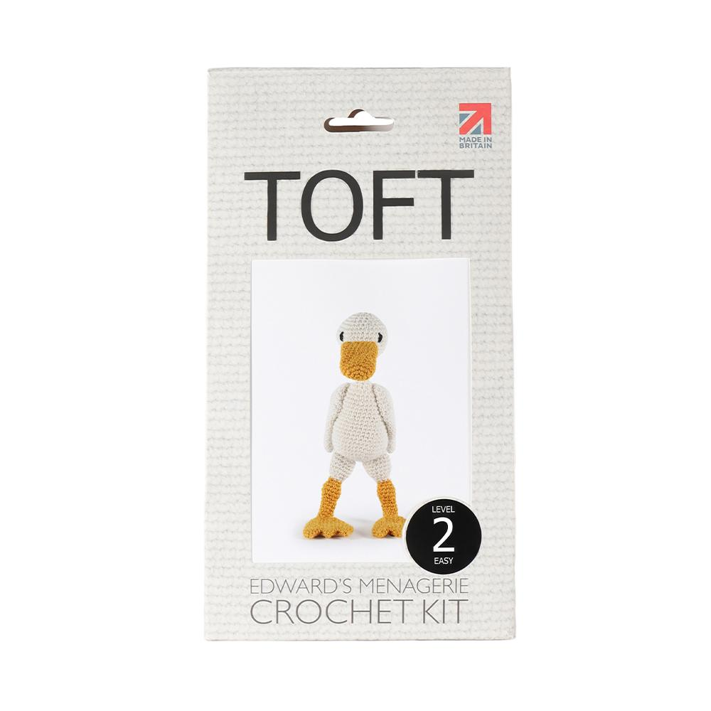 TOFT Geraldine the Duck kit product image