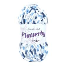 James C Brett Flutterby Chunky product image