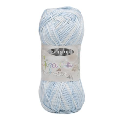 King Cole Giza Cotton 4ply product image