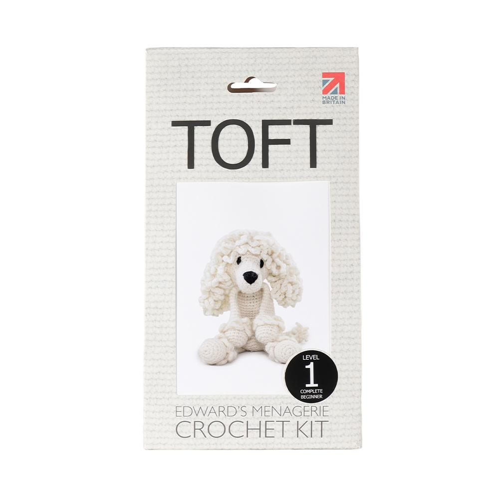 TOFT Millie the Poodle Kit product image