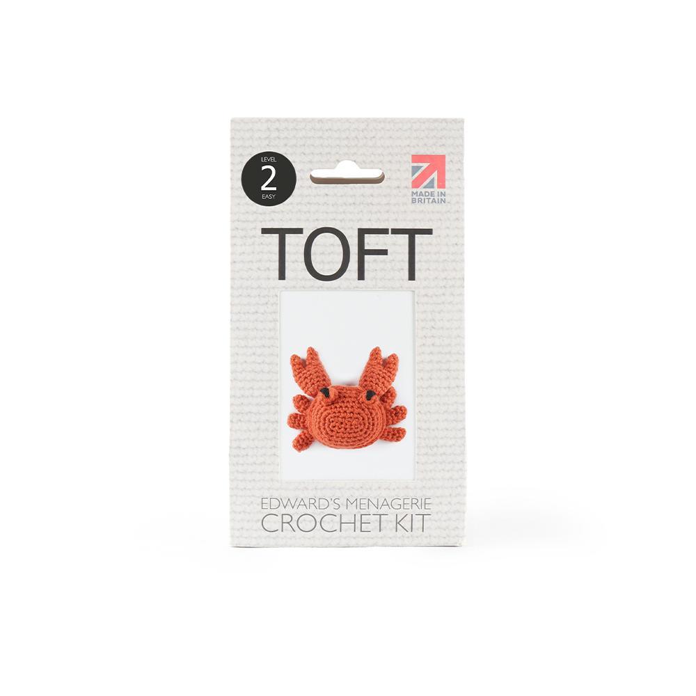 TOFT Mini Cedric the Crab Kit product image