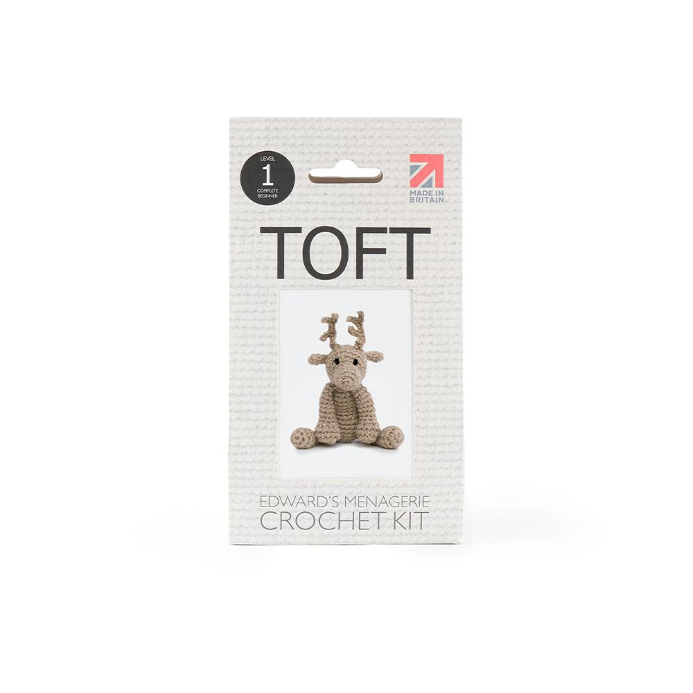TOFT Mini Donna the Reindeer Kit product image