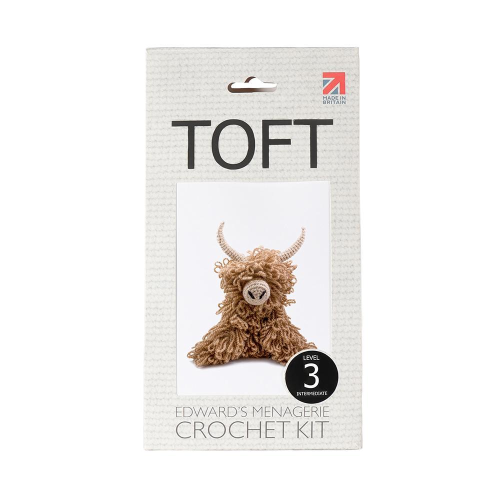 TOFT Morag the Highland Coo Kit product image