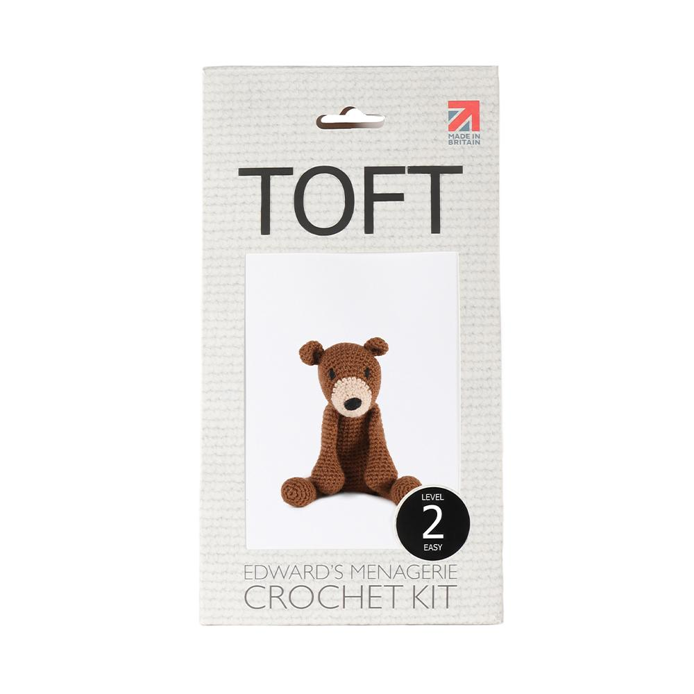 TOFT Penelope the Brown Bear Kit product image