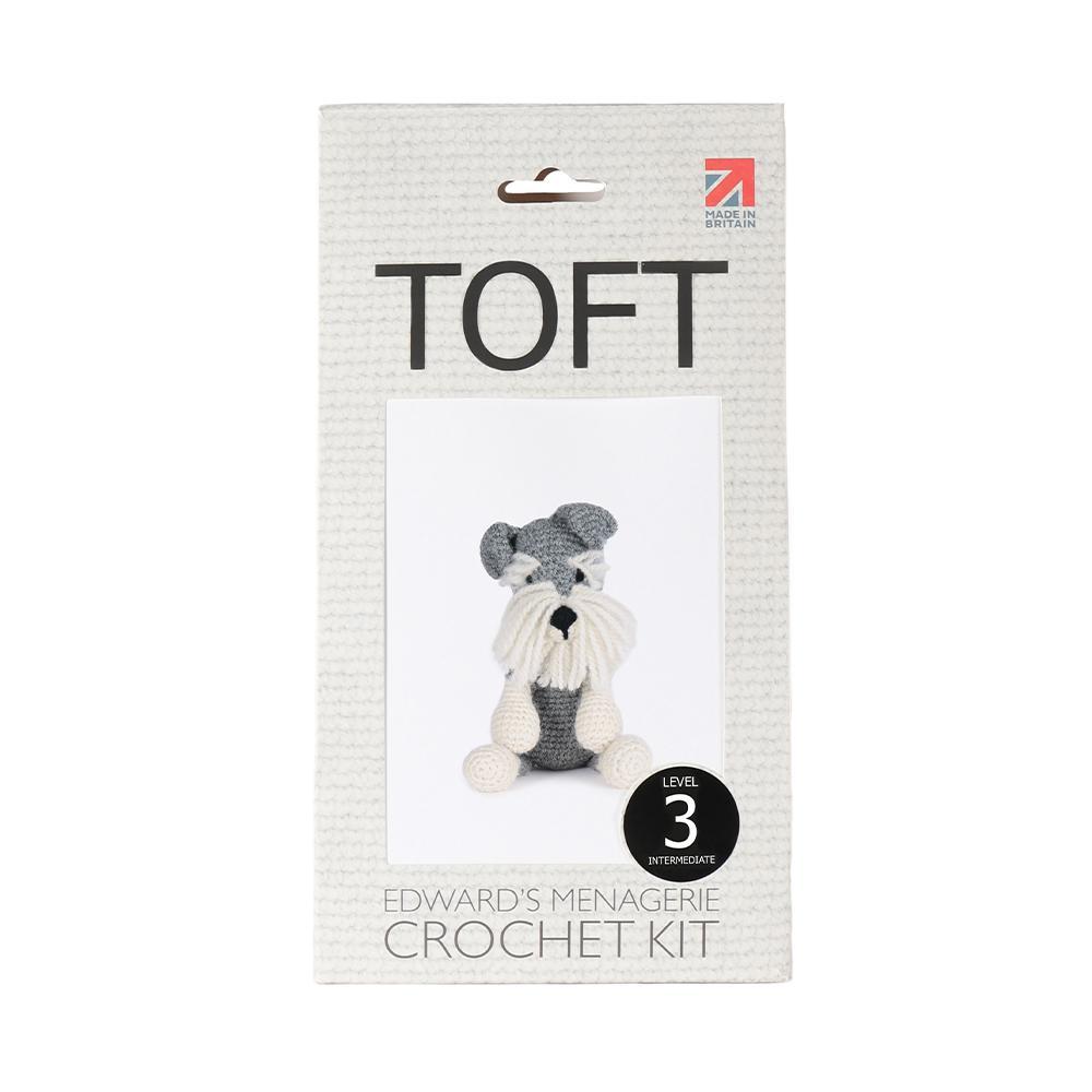 TOFT Romeo the Schnauzer Kit product image