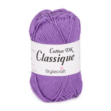 Stylecraft Classique Cotton DK product image